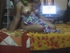 Indian Housewife Sonny Boobs Exposed With Hot Oil Massage Wow