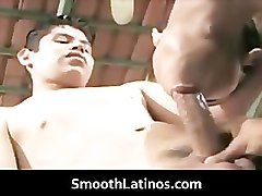 Gay clip Mexican twinks go gay bareback part6