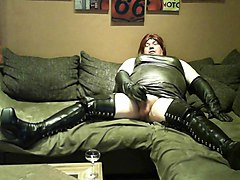 Micha DWT 7 - High Heels Boots & Cum Drinking 2