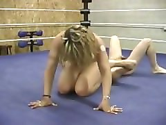 mixed wrestling domination
