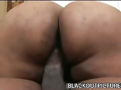 madame trixie - fat bbw knows how to bounce on fat cock