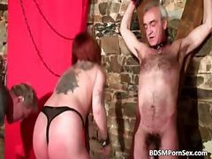 Horny Tattooed Girl Got Spanked Badly Part1