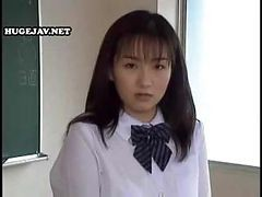Asian Schoolgirl Gets Manhandled And Abused By These Horny Guys
