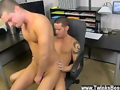 shaved gay deep anal sex movies shane frost has been working real late,