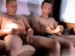 shaved gay guy twinks using dick enlarger pumps mutual sucking buddies!