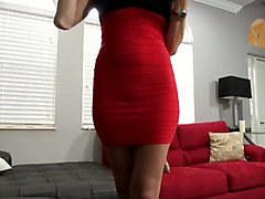 stepmom & stepson affair 56 (blackmailing stepmom - day 1)