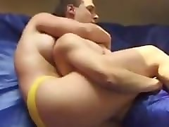 topless mixed wrestling