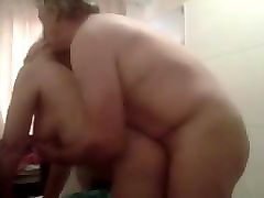 blonde russian milf doggy bareback by british guy - enveem.com