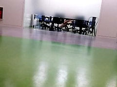 korean couple fucking in university library