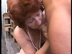 dirty gangbang german grannies and young men