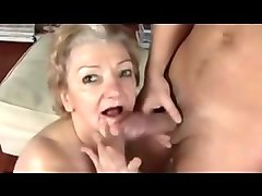 granny fuck and swallow