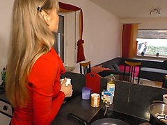 hausfrauficken - german mature housewife in hardcore fuck
