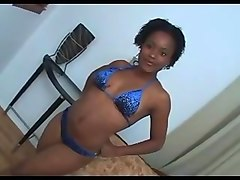 Caramel ebony creampie 240p - more on SugarCamGirls.com