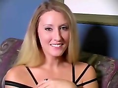 blond jerk off instruction