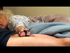 waking granny bang horny granny sex fuck mom