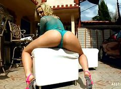 Every Booty Is Bigger in Texas With Alexis Texas