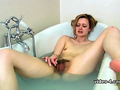 Jessi Green in Bathing Movie - ATKHairy