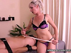 Jane Latex: Tied, Teased and Tortured - MeanMassage