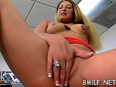 big ass mom rides a massive dick in pov