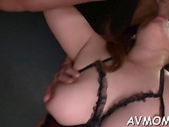 milf cums from large dildo clip movie 1