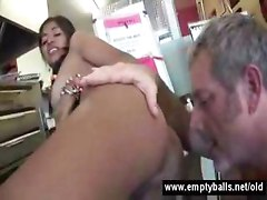 Old Man Licking Young Pussy Teen Sexy Teens