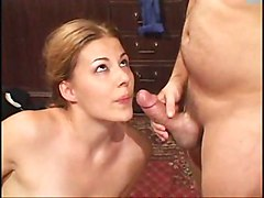 Great Bj And Swallow